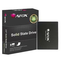 """SSD 1TB AFOX SATA III 6Gb/s 2.5"""" Slim Chipset Intel Gravação 400MB Leitura 500MB - AFSN9T3BN1000G -"""