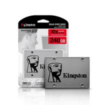 Ssd 240gb A400 Sata 3 SA400S37/240G Kingston -