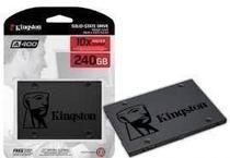 SSD 240GB Kingston A400 SA400S37/240G 500MB/s de Leitura -