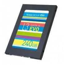 "SSD 240GB para PC e Notebook Sata 3 L3 EVO 2,5"" Team Group T253LE240GTC101 -"