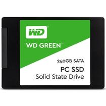 Ssd 240gb wd green 2,5 sata - wds240g1g0a - Western digital