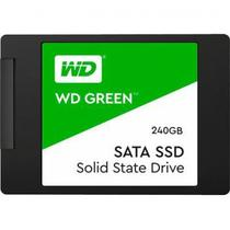 Ssd 240gb wd green wds240g2g0a - Western digital