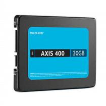 "SSD 2,5"" Axis 400 30GB Ultra Slim - Multilaser SS030 -"