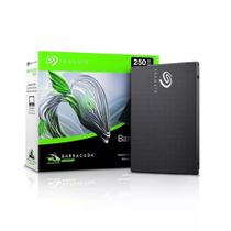 SSD 250GB Seagate Barracuda 2.5 SATA III 6Gb/s (STGS250401) -