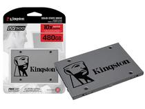 SSD 480GB Kingston  2.5 6GB/S Desktop Notebook UV500 NAND 3D SUV500/480G