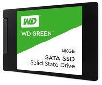 """SSD 480GB SATA lll 2,5"""" Green Western Digital -"""