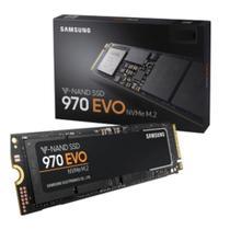 SSD 500GB SAMSUNG 970 EVO M.2  PCIe Gen 3.0 X4 NVMe NAND MLC - Modelo MZ-V7E500BW -