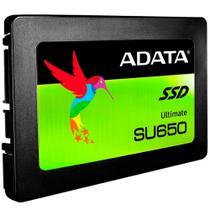 Ssd adata 120gb 2.5 sata su650 - asu650ss-120gt-r -