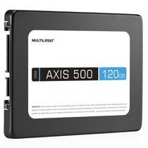 Ssd Axis 500Mbs 2.5 Pol Sata3 120Gb Para PC Desktop Multilaser -