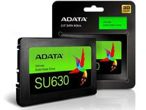Ssd Desktop Notebook Sata Adata SU630 480Gb 2.5 Sata III -