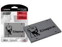 Ssd Desktop Notebook Uv500 120Gb 2.5 Nand Sata III6 Gb/s - Kingston