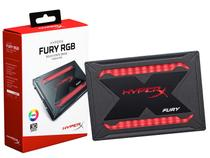 Ssd Gamer Hyperx Shfr200/240g Fury 240gb 2.5 Rgb Sata Iii -