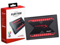 Ssd Gamer Hyperx Shfr200/480g Fury 480gb 2.5 Rgb Sata Iii -