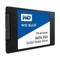Ssd Interno Western Digital Blue 1tb 2.5in Cased Sata Iii 6gb/s (wds100t2b0a) -
