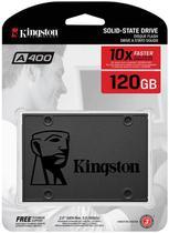 SSD Kingston 120GB A400 Sata III 2.5' - SA400S37/120G -