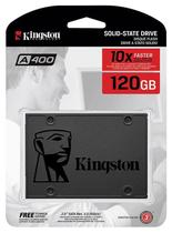 SSD Kingston A400 120GB Sata 3 2.5 - SA400S37/120G