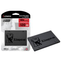 "SSD Kingston A400 2.5"" 120GB SATA III 320 Mb/s SA400S37/120G -"