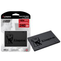 "SSD Kingston A400 2.5"" 240GB SATA III 350 Mb/s SA400S37/240G -"
