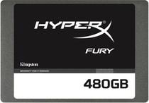 SSD Kingston HyperX Fury 2.5 480GB SATA III 6.0Gb/s - SHFS37A/480G