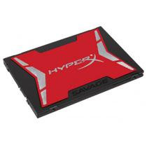 SSD Kingston HyperX Savage 120GB SATA III - SHSS37A/120G -