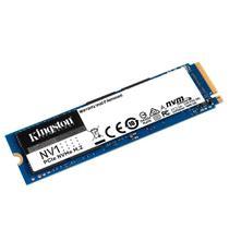 SSD Kingston NV1 1TB,M.2 2280 NVMe, Leitura: 2100MB/s e Gravação: 1700MB/s - SNVS/1000G -