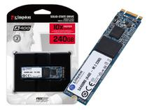 Ssd M.2 Desktop Notebook A400 240Gb Flash Nand - Kingston