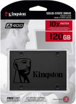 Ssd sata 120gb kingston a400 sa400s37/120gb