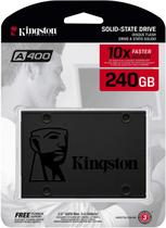 Ssd sata 240gb kingston a400  sa400s37/240gb