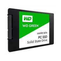 "SSD WD Green 120GB SATA lll 2,5"" - Western digital"