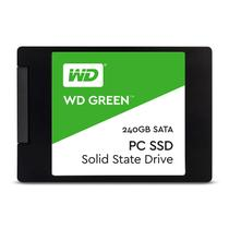 Ssd Wd Green 2.5 240gb 545mb/s Pc Desktop / Laptop Notbook -