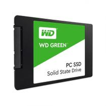 """SSD WD Green SATA III 480GB WDS480G2G0A 2.5"""" 7mm - Bringit"""
