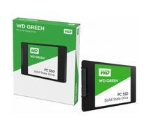 Ssd Wd Green Ssd 240gb Sata Iii Leituras: 540mb/S E Gravações: 465mb/S - WDS240G1G0A -