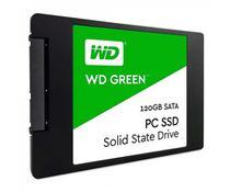 Ssd Western Digital Green 2.5 120GB Sata Iii 6Gb/s - Wd