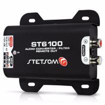 St-6100 Filtro Conversor E Adaptador Rca Stetsom St6100 -