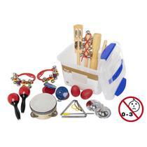 Stagg - Kit De Percussão Infantil CPK02 -