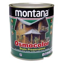 Stain Osmocolor 1/4 litros mogno Montana -