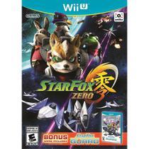 Star Fox Zero Starfox + Starfox Guard - Wii U - Nintendo