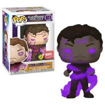 Star-Lord with Power Stone - Funko Pop - Marvel - Guardians of Galaxy - Collector Corps - 611 -