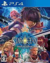 Star Ocean Integrity And Faithlessness Ps4 Midia Fisica -
