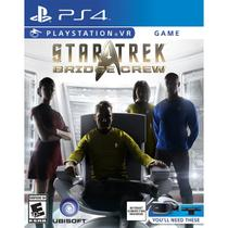 Star Trek: Bridge Crew Vr - Ps4 - Sony