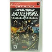 Star wars battlefront renegade squadron greatest hits - psp - Sony