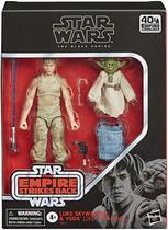Star Wars Black Series Luke Skywalker e Yoda Jedi Training - Hasbro