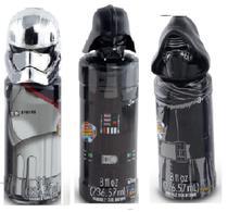 Star Wars Bolhas de Sabão Combo Com 3 Personagens -