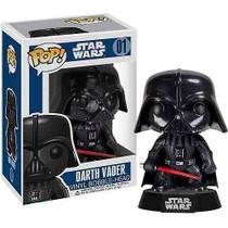Star Wars Boneco Funko Pop Darth Vader Vinyl Bobble Head