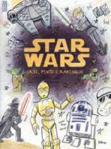 Star wars - crie, pinte e rabisque - Pixel