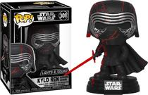 Star Wars - Electronic Kylo Ren Lights & Sound 308 Funko Pop -