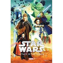 Star Wars - Episode II - Attack Of The Clones - Marvel