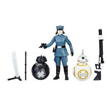 Star Wars Force Link Rose (first Order Disguise) Bb-8 Bb-9e - Hasbro