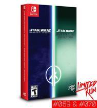 Star Wars Jedi Academy + Jedi Outcast Limited Run Switch -