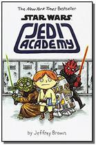 Star wars - jedi academy - Scholastic -
